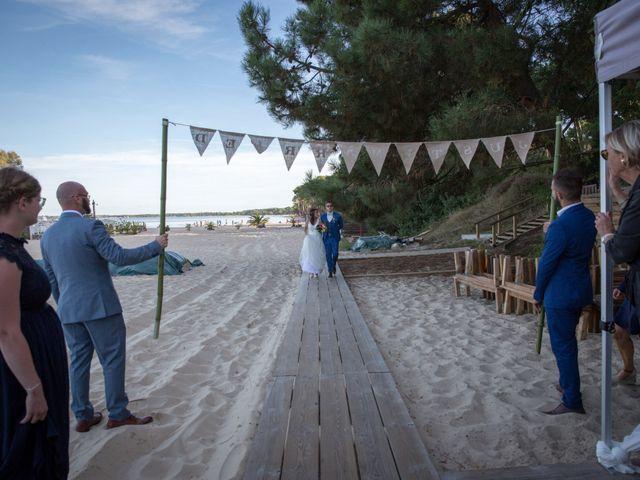 Le mariage de Julien et Laëtitia à Biscarrosse, Landes 64