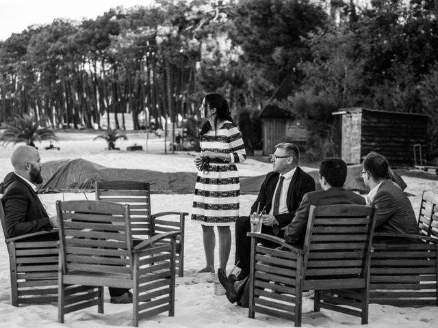 Le mariage de Julien et Laëtitia à Biscarrosse, Landes 71