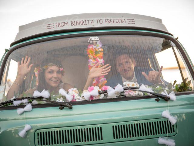 Le mariage de Julien et Laëtitia à Biscarrosse, Landes 75