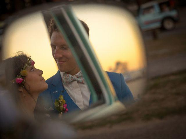 Le mariage de Julien et Laëtitia à Biscarrosse, Landes 76