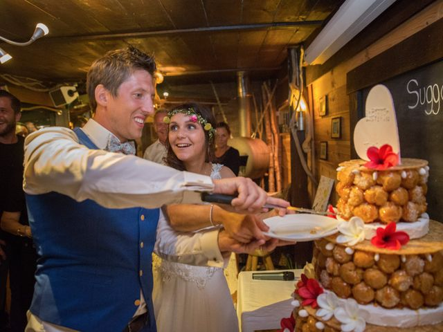 Le mariage de Julien et Laëtitia à Biscarrosse, Landes 80