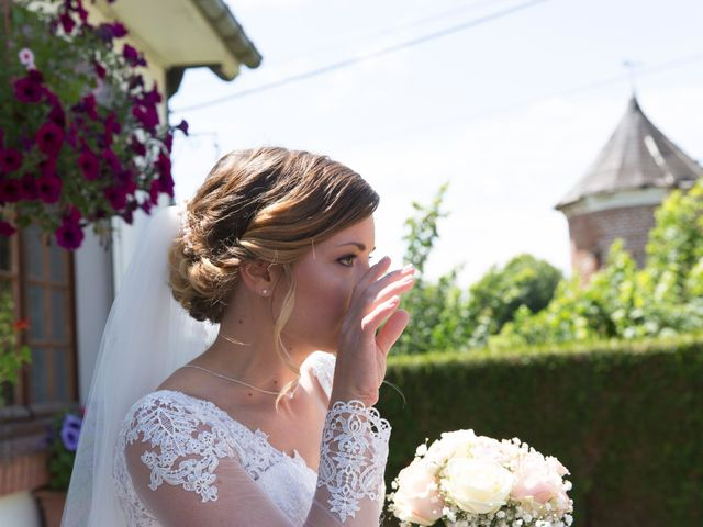 Le mariage de Damien et Aurore à Épagne-Épagnette, Somme 41