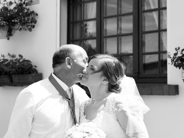 Le mariage de Damien et Aurore à Épagne-Épagnette, Somme 42