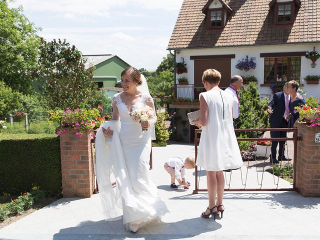 Le mariage de Damien et Aurore à Épagne-Épagnette, Somme 45