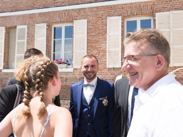 Le mariage de Damien et Aurore à Épagne-Épagnette, Somme 46