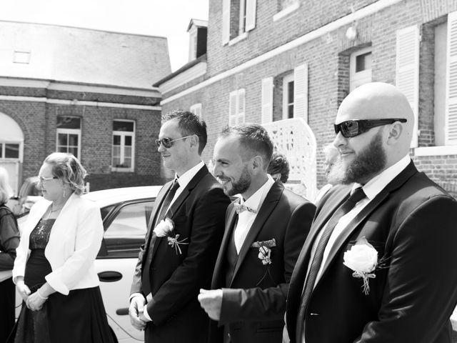 Le mariage de Damien et Aurore à Épagne-Épagnette, Somme 48