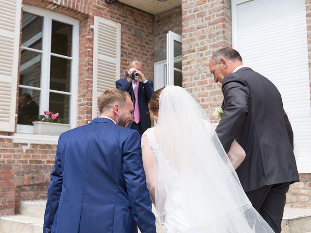 Le mariage de Damien et Aurore à Épagne-Épagnette, Somme 52