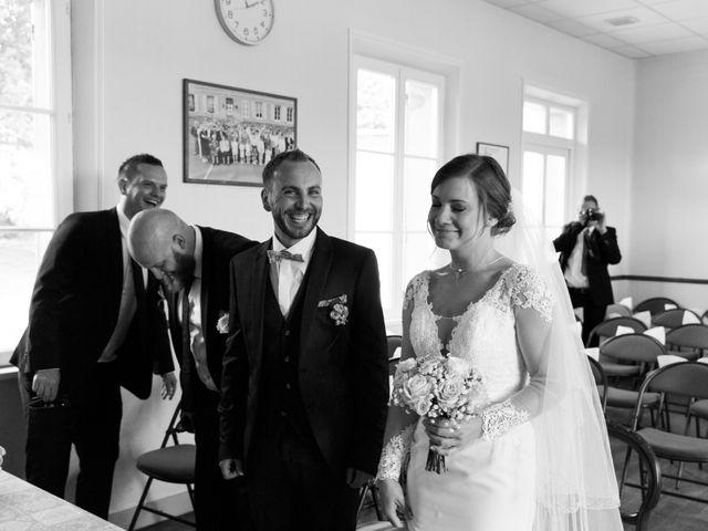 Le mariage de Damien et Aurore à Épagne-Épagnette, Somme 55
