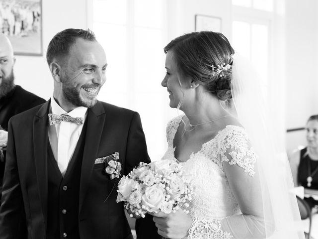Le mariage de Damien et Aurore à Épagne-Épagnette, Somme 57