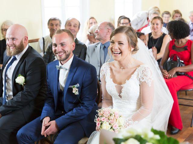 Le mariage de Damien et Aurore à Épagne-Épagnette, Somme 60