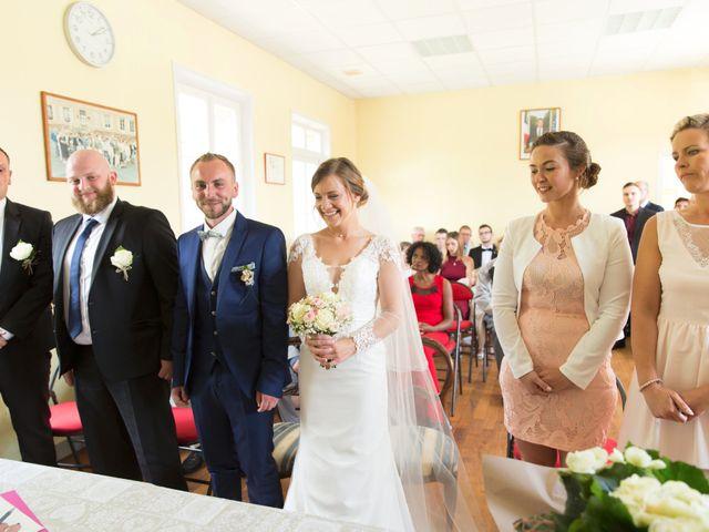 Le mariage de Damien et Aurore à Épagne-Épagnette, Somme 71