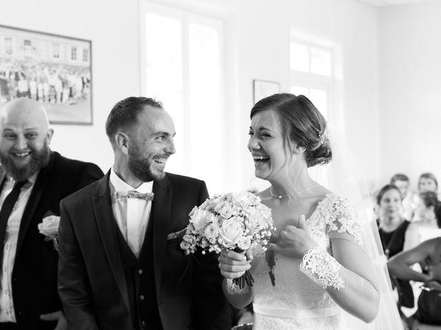 Le mariage de Damien et Aurore à Épagne-Épagnette, Somme 72
