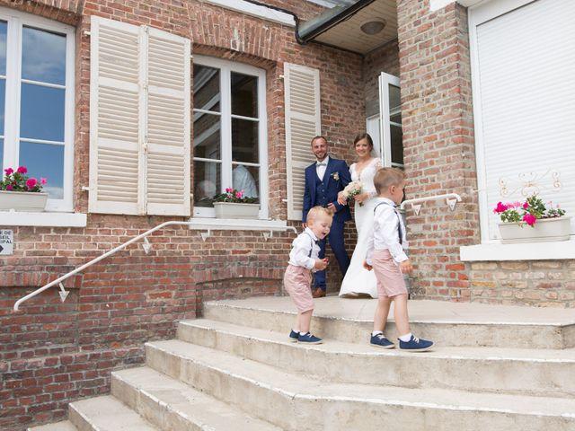 Le mariage de Damien et Aurore à Épagne-Épagnette, Somme 79