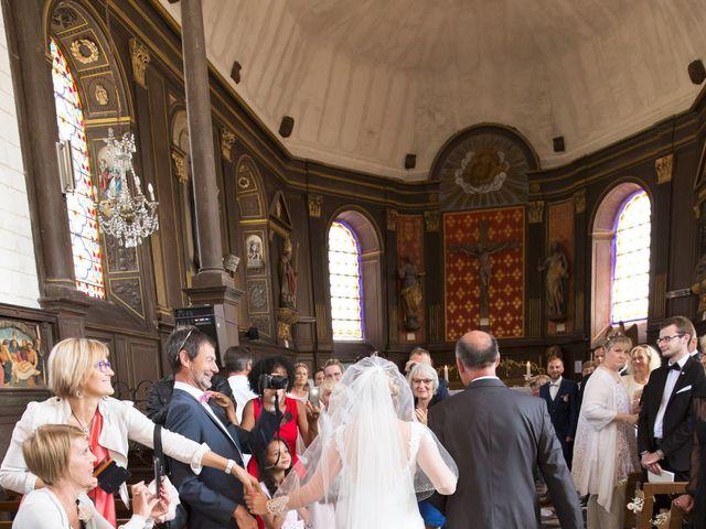 Le mariage de Damien et Aurore à Épagne-Épagnette, Somme 95