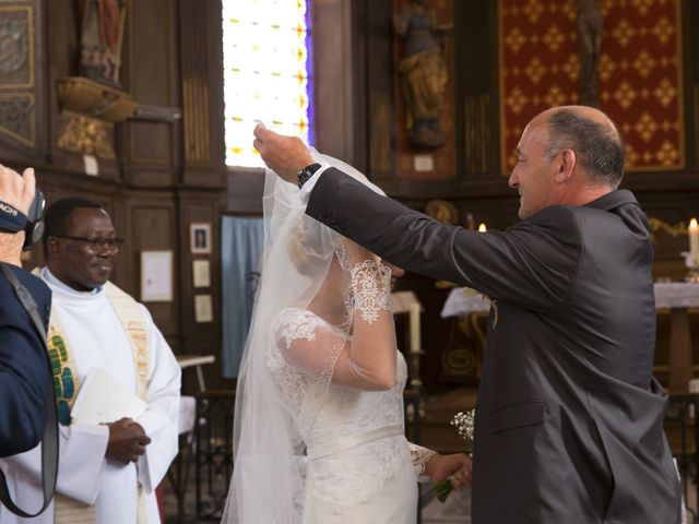 Le mariage de Damien et Aurore à Épagne-Épagnette, Somme 96
