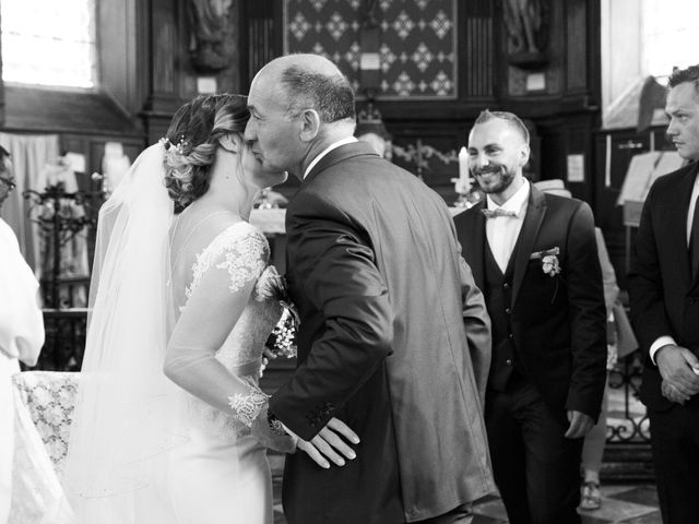 Le mariage de Damien et Aurore à Épagne-Épagnette, Somme 98
