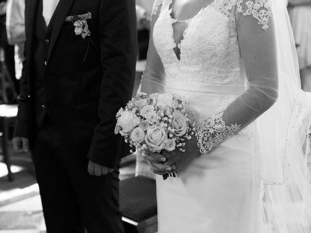 Le mariage de Damien et Aurore à Épagne-Épagnette, Somme 101