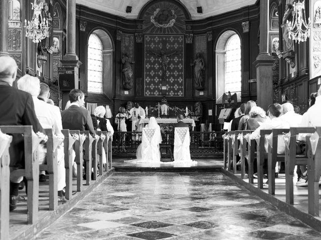 Le mariage de Damien et Aurore à Épagne-Épagnette, Somme 102