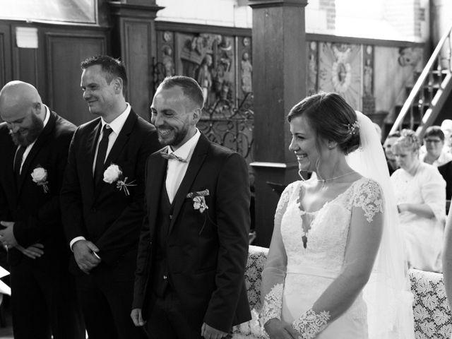 Le mariage de Damien et Aurore à Épagne-Épagnette, Somme 106