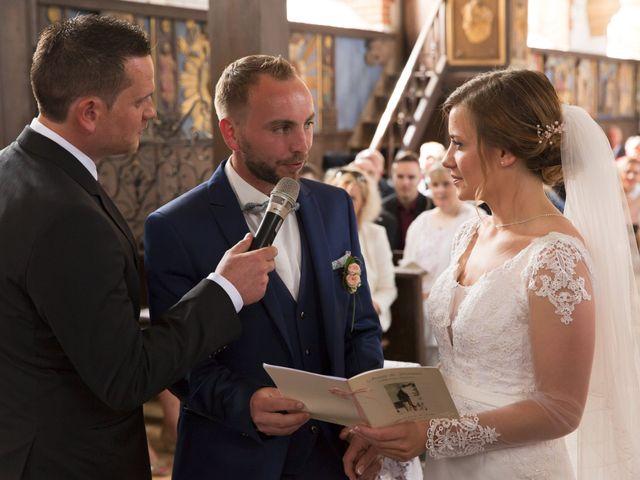 Le mariage de Damien et Aurore à Épagne-Épagnette, Somme 107