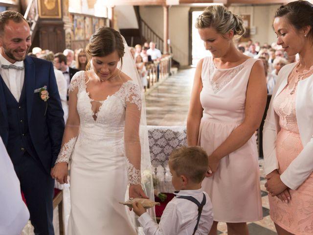 Le mariage de Damien et Aurore à Épagne-Épagnette, Somme 109
