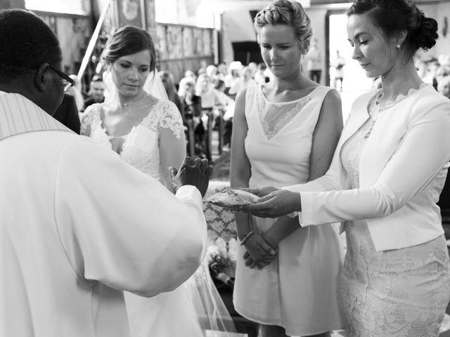 Le mariage de Damien et Aurore à Épagne-Épagnette, Somme 110