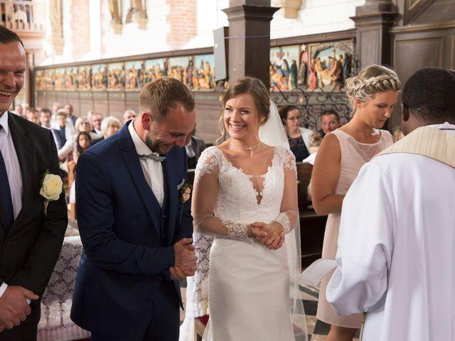 Le mariage de Damien et Aurore à Épagne-Épagnette, Somme 111