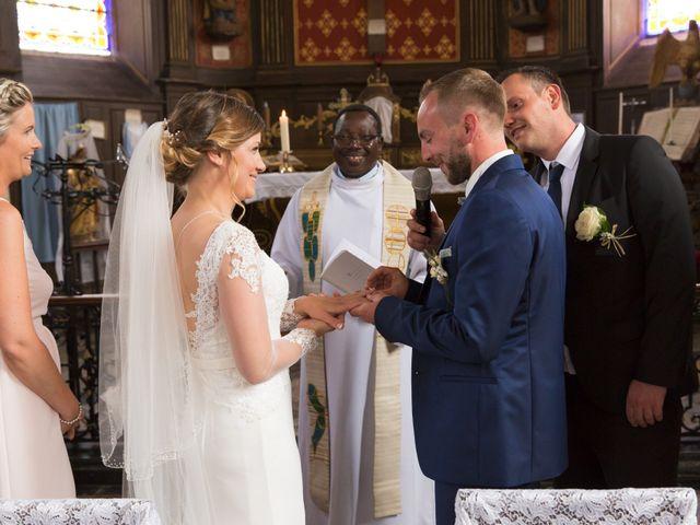 Le mariage de Damien et Aurore à Épagne-Épagnette, Somme 112