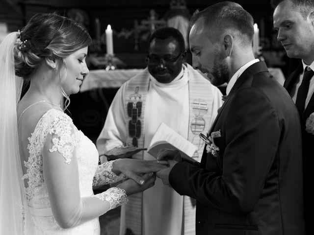 Le mariage de Damien et Aurore à Épagne-Épagnette, Somme 113