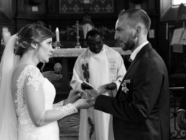 Le mariage de Damien et Aurore à Épagne-Épagnette, Somme 114
