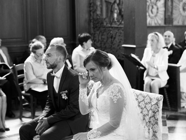Le mariage de Damien et Aurore à Épagne-Épagnette, Somme 117