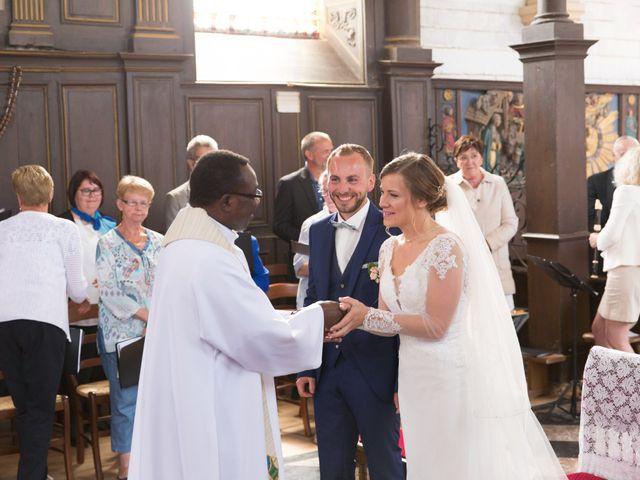 Le mariage de Damien et Aurore à Épagne-Épagnette, Somme 120