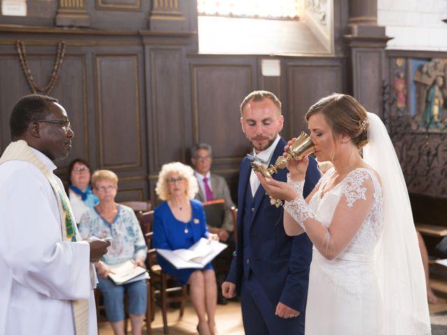 Le mariage de Damien et Aurore à Épagne-Épagnette, Somme 122