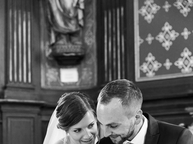 Le mariage de Damien et Aurore à Épagne-Épagnette, Somme 124