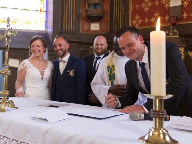 Le mariage de Damien et Aurore à Épagne-Épagnette, Somme 125