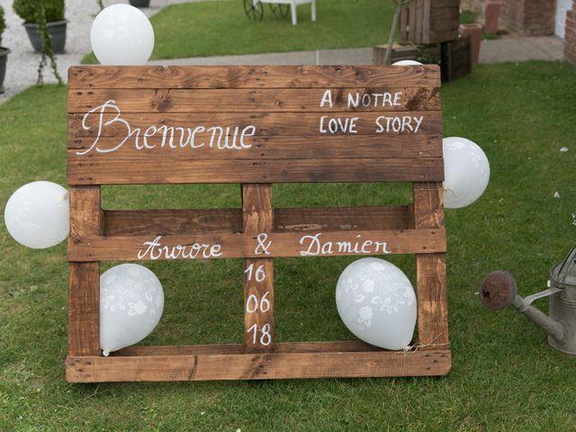 Le mariage de Damien et Aurore à Épagne-Épagnette, Somme 131