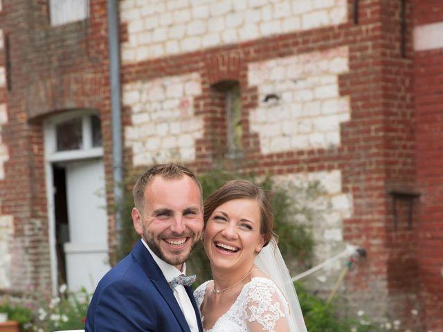 Le mariage de Damien et Aurore à Épagne-Épagnette, Somme 137