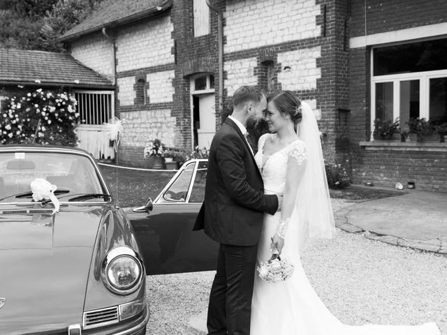 Le mariage de Damien et Aurore à Épagne-Épagnette, Somme 138