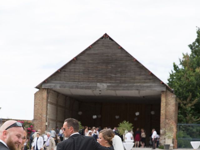 Le mariage de Damien et Aurore à Épagne-Épagnette, Somme 140