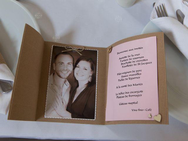 Le mariage de Damien et Aurore à Épagne-Épagnette, Somme 148