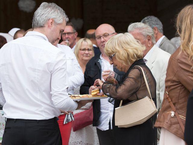 Le mariage de Damien et Aurore à Épagne-Épagnette, Somme 151