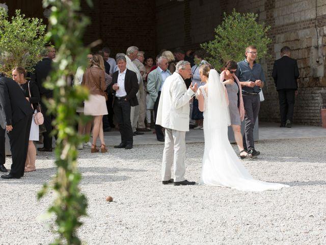 Le mariage de Damien et Aurore à Épagne-Épagnette, Somme 160
