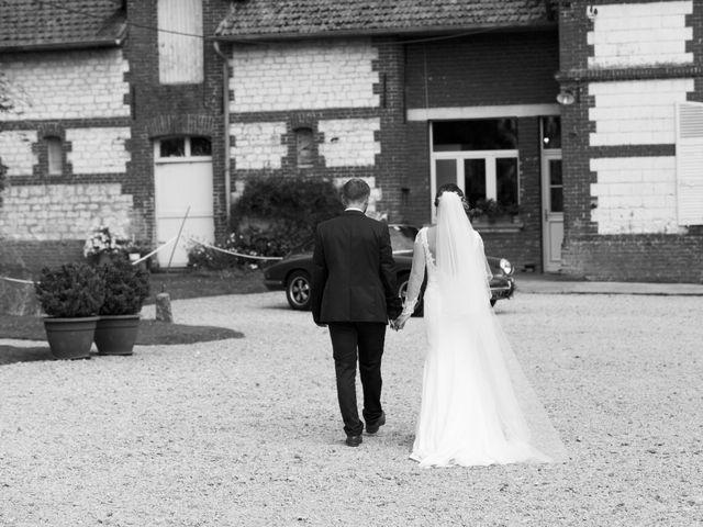 Le mariage de Damien et Aurore à Épagne-Épagnette, Somme 169