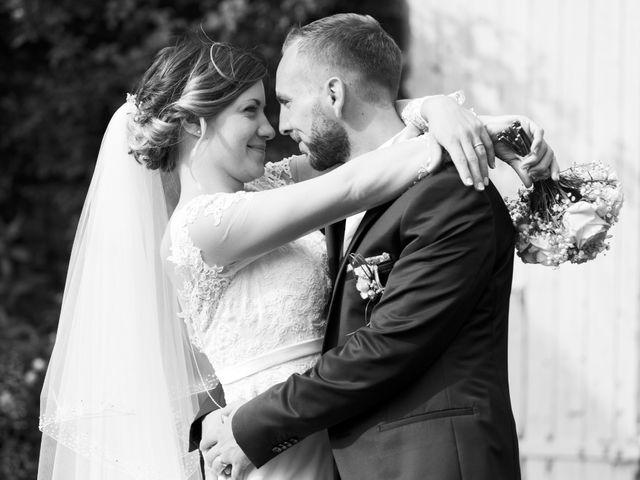 Le mariage de Damien et Aurore à Épagne-Épagnette, Somme 173