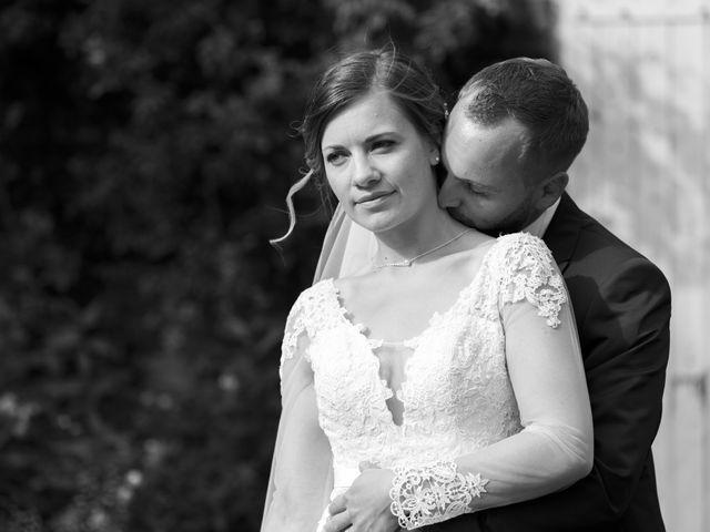 Le mariage de Damien et Aurore à Épagne-Épagnette, Somme 174