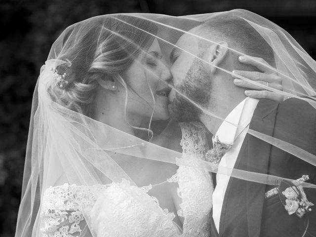 Le mariage de Damien et Aurore à Épagne-Épagnette, Somme 190