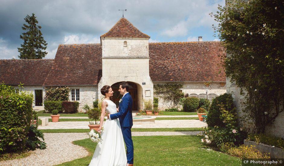 Le mariage de Alexandre et Isabelle à Tours, Indre-et-Loire