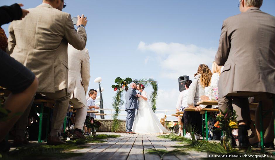 Le mariage de Simon et Stéphanie à Aizenay, Vendée