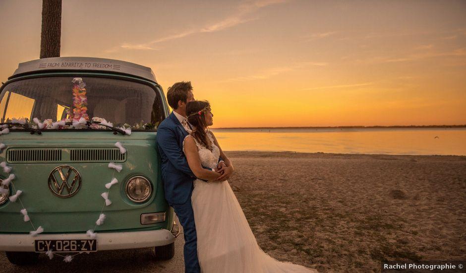Le mariage de Julien et Laëtitia à Biscarrosse, Landes
