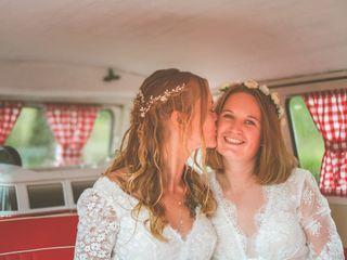 Le mariage de Céline et Clothilde 1